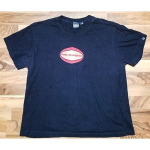 Vintage Bum Equipement T Shirt. Awesome Graphics!